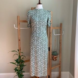 Free People floral maxi dress✨NWOT